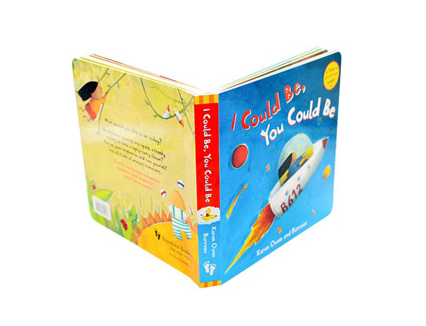 Cheap Children Book Printing
