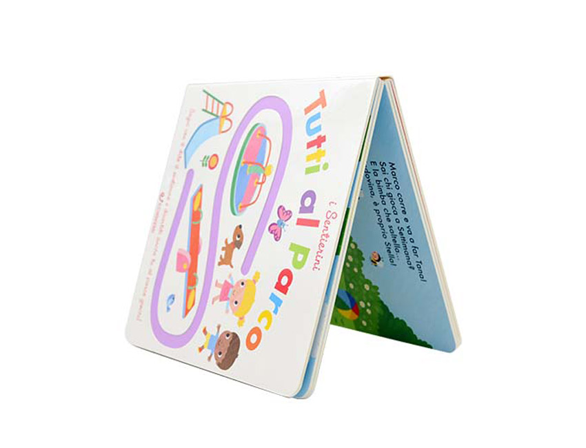 Cheap Children Board Book Printing