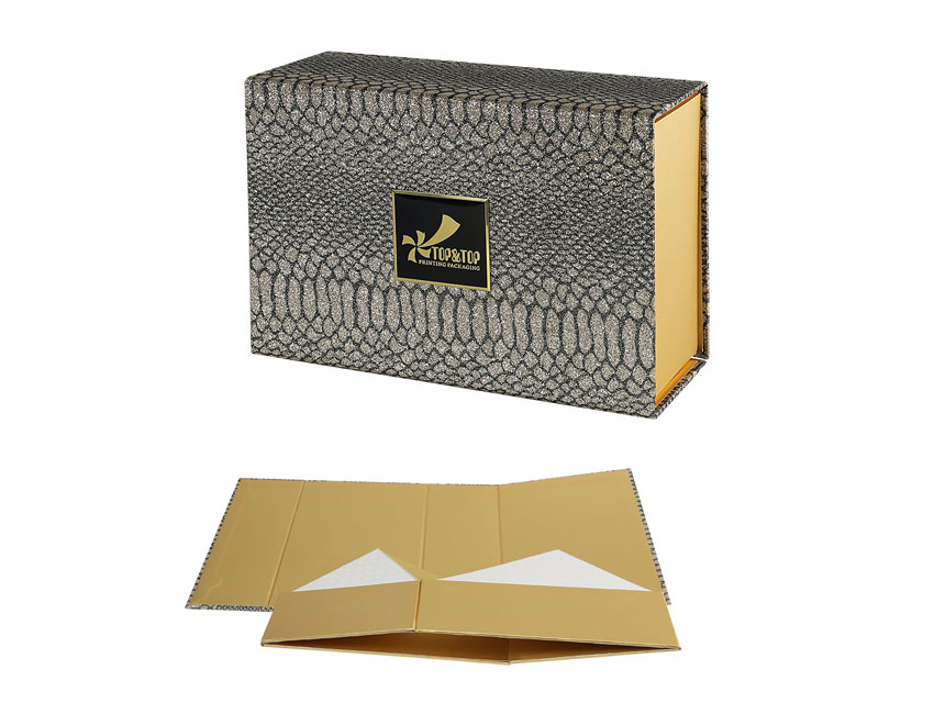 folded gift boxes manufacturer