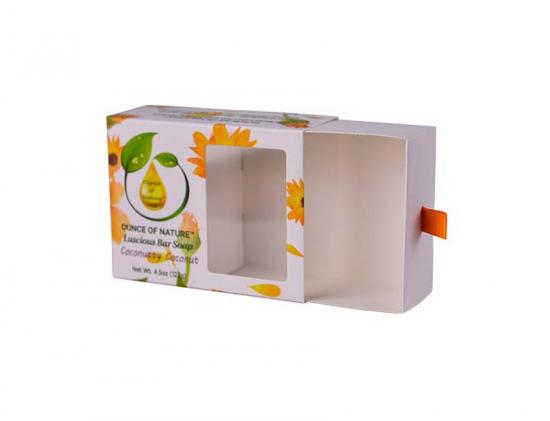 Small Bottle Packaging Box